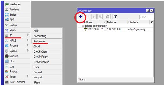 Configurações básicas Mikrotik RouterOS feitas no Winbox